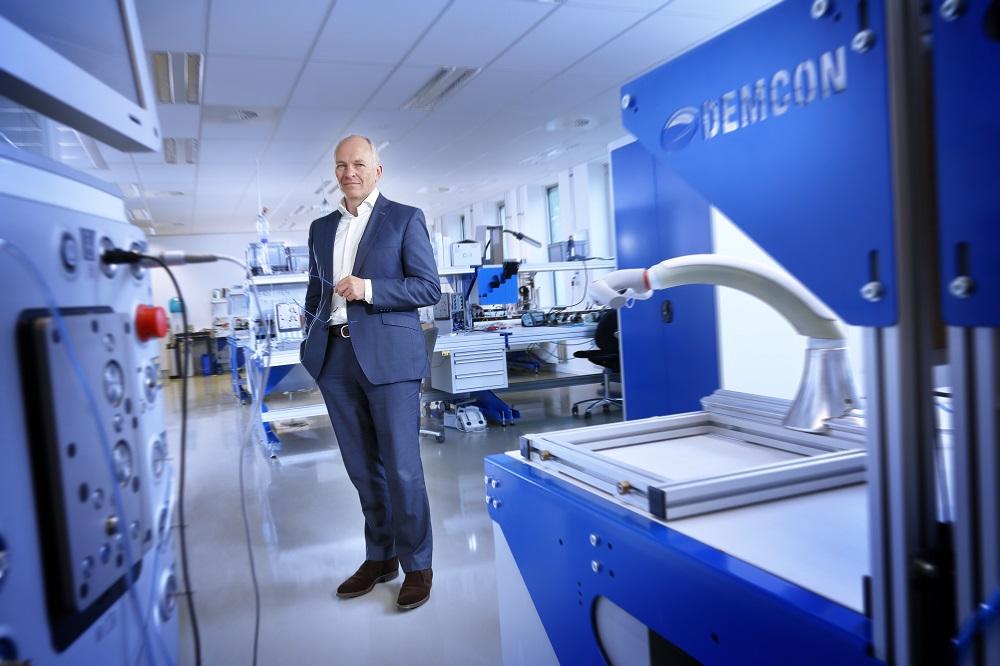 DEMCON Wil Twentse Hightech Met Eigen Campus Impuls Geven